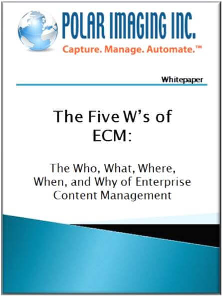 The five w's of ECM