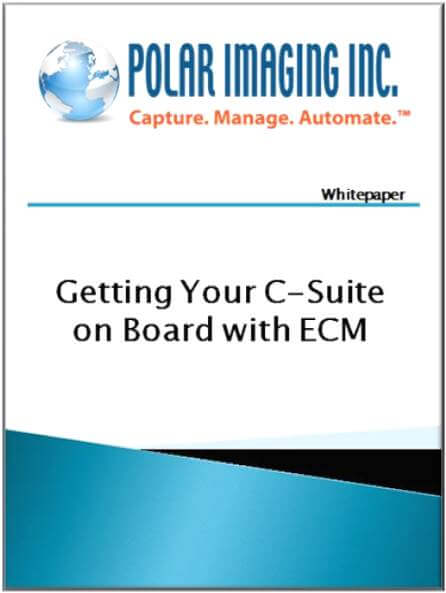 Getting your C-Suite on board with ECM